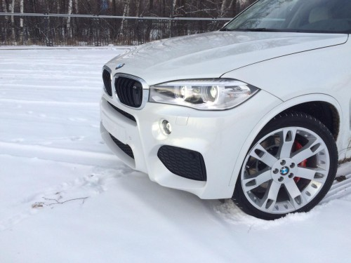 Аэродинамический комплект BERKUT для BMW X5 F15